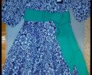 Платье новое , ткань мягкая тянется