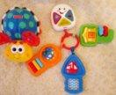 2 игрушки Fisher Price