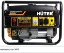 Электростанция бензиновая HUTER DY 3000 L