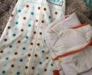 Спальный мешок флисовый