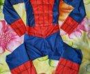 Три новогодних костюмаЧеловек паук, Черепашка-нин