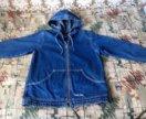 Джинсовые куртки для девочек