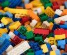 Пакет мелкого Lego+ человечки