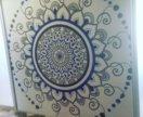 Роспись, рисунок на стене