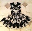 Шикарное платье от Alexander McQueen (оригинал)