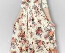 Новые платья в пол 50,52,54 размеры