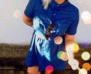 Платье стрейч хлопок 46 размер