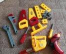 Инструменты игрушечные