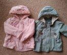 Курточки next 2-3 года