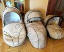 Замечательная детская коляска Tutis Zippy Pia 3в1