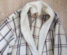 Мужской халат из хлопка