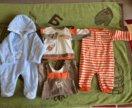 Вещи для мальчика 6-9м