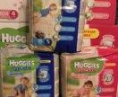 Трусики Huggies маленькие упаковки