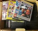 Дивиди с караоке + коробка дисков