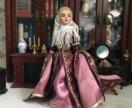 Куклы и мебель для домика