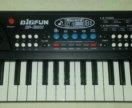 Пианино синтезатор