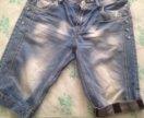 шорты джинсовые р-р 33