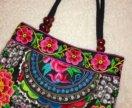 Новая мал сумка в стиле бохо