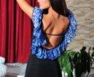 Новое женское платье Dress Code с открытой спиной