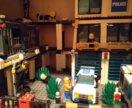 Лего Lego конструктор полицейский участок