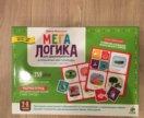 МегаЛогика для дошкольников Clever Ирина Мальцева