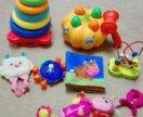 Пакет игрушек для малышей