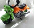 Детский мотоцикл игрушка
