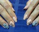 Покрытие, укрепление ногтей