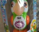 Умный попугай обучающая игрушка.