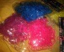 Резиночки для плетение (узорчатые)