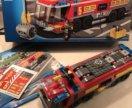 Конструктор lego City 60061 Пожарный расчет б/у