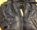 Новая Куртка Acoola для мальчика демисезон