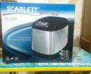 Новая хлебопечь scarlett sl1525
