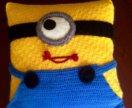 Вязание подушек на заказ