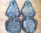 Чехлы на сидения ВАЗ 2107