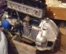 Двигатель безномерной газ 24