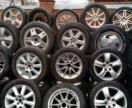 Колеса на легковые автомобили от r-13 до r-22.