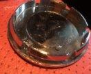 Заглушки на диски титановые