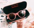 Новые солнечные очки Cutler and Gross for Cacharel