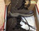 Зимние ботинки, натуральный мех