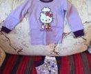 Детские пижамы хлопок