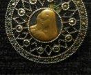 Кольцо серебро 925°