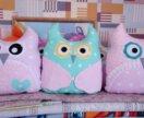 Изготовление подушки-игрушки
