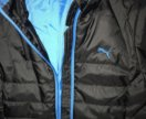 Куртка на весну puma