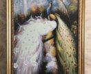 Картина из алмазной мозайкой.