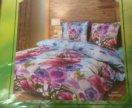 Новый комплект постельное белье BRAVO ECOSTYLE 3D