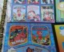 Диски мультфильмы детские
