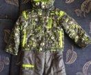 Весенне-осенний костюм на мальчика