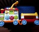 Игрушечный поезд каталка Baby go