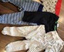 Детские вещи для мальчика на 6-9 месяцев